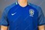 Футбольная форма сборной Бразилии выезд (сб. Бразилии выезд) 1