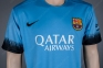 Футбольная форма Barcelona Third 2015/2016 replica (Barcelona th 15/16 replica) 1