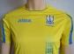 Футболка сборной Украины Joma игровая желтая (FFU101011.17) 0