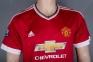 Футбольная форма Manchester United home 2015/16 replica (Mun Un h 15/16 replica) 1