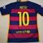 Футболка Barcelona home stadium 2015/16 MESSI 10 3