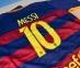 Детская форма Барселоны 2015/16 Месси (барса JR home 15-16) 1