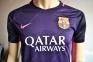 Детская футбольная форма Барселоны 2016/2017 (Barcelona JR away 2016/2017) 4