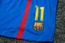 Футбольная форма Барселоны 2016/2017 Неймар домашняя (FCB 2016/2017 Neymar home) 13