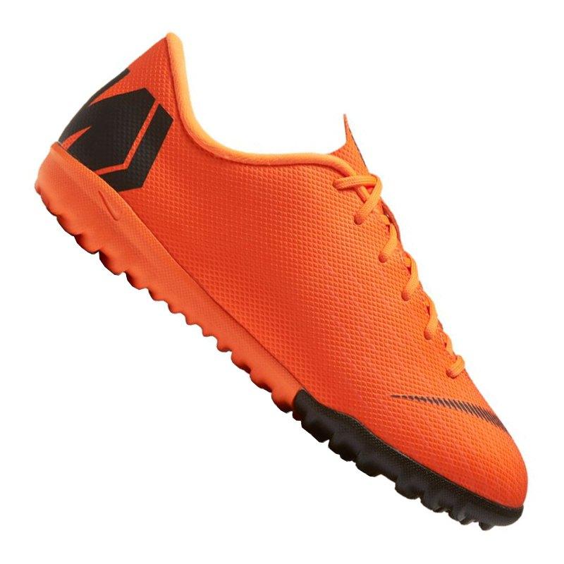 178382c0 Детские сороконожки Nike JR Mercurial VaporX 12 Academy GS TF (AH7342-810)  ...
