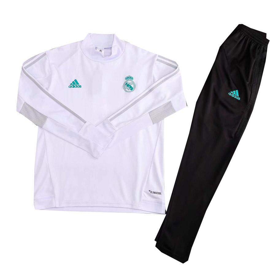 Белый спортивный костюм реал мадрид