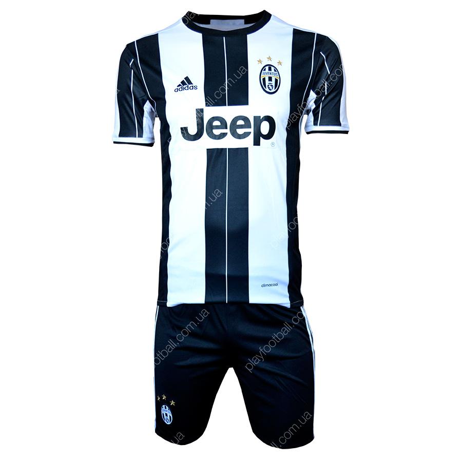 Футбольная форма Ювентус 2016 2017 stadium home (Juventus stadium home 2016  2017) ... b2df6dc0ee865