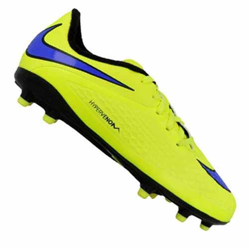 729540f7 Футбольные детские бутсы Nike JR HyperVenom Phelon FG (599062-758) ...