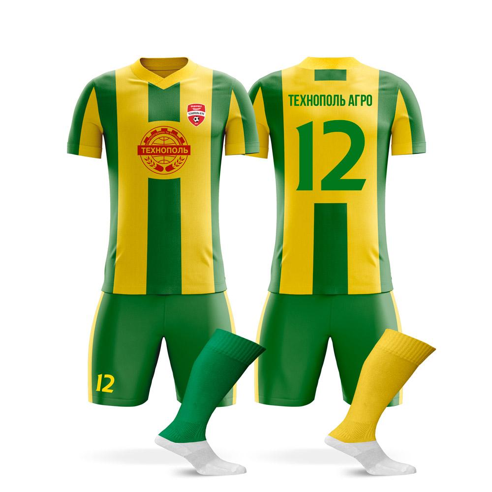 Футбольная форма на заказ Технополь Агро 0760c30ceea07