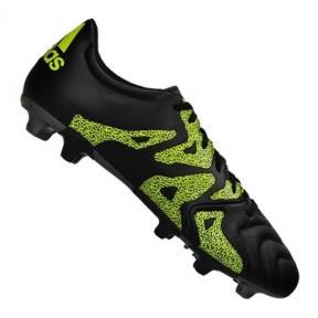 Футбольные бутсы Adidas X 15.3 FG/AG Leather (B26971)