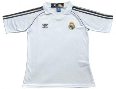 Футболка поло Реал Мадрид 17/18 белая