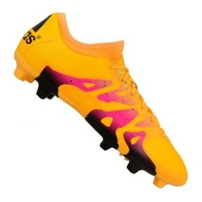 Футбольные бутсы Adidas X 15.2 FG/AG (S74672)