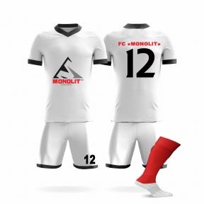 Футбольная форма на заказ FC MONOLIT