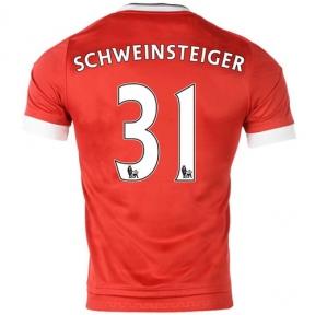 Футболка Manchester United home 2015/16 Schweinsteiger
