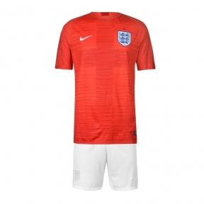 Футбольная форма сборной Англии Чемпионат Мира 2018 красная