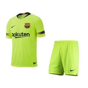 Детская футбольная форма Барселона 2018/2019 stadium выездная