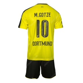 Футбольная форма Боруссии Дортмунд 2016/17 домашняя M.Gotze (FCBD 2016/2017 home M.Gotze)