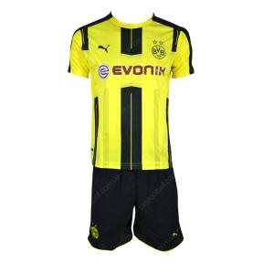 Футбольная форма Боруссии Дортмунд 2016/2017 stadium домашняя (FCBD 2016/2017 stadium home)