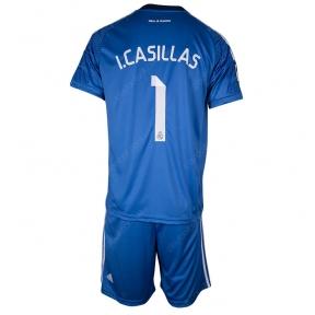 Футбольная форма Реал Касильяс replica (Реал Касильяс replica)