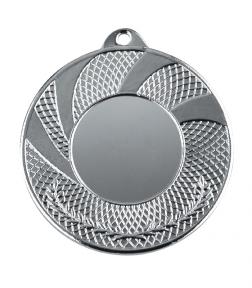 Спортивная медаль GMM8004 50ММ серебро