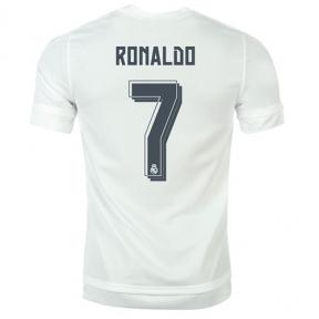 Футболка Real Madrid stadium home 2015/16 Ronaldo