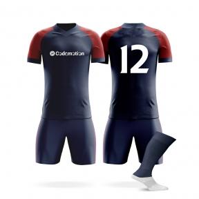 Футбольная форма на заказ Codemotion away