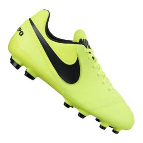 Детские футбольные бутсы Nike JR Tiempo Legend VI FG (819186-707)
