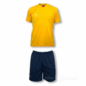 Футбольная форма Titar yellow navy-blue (Titar yellow navy-blue)
