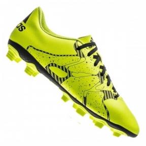 Футбольные бутсы Adidas X 15.4 FG/AG(B32792)