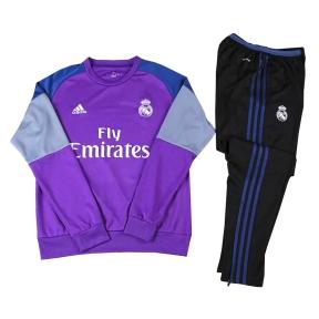 Детский тренировочный спортивный костюм Реала 2016/2017