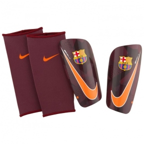 Футбольные щитки Nike Mercurial Lite Barcelona Shin Guards (SP2112-608)