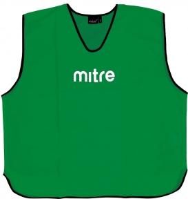Футбольная манишка Mitre green (Т21503GG2)