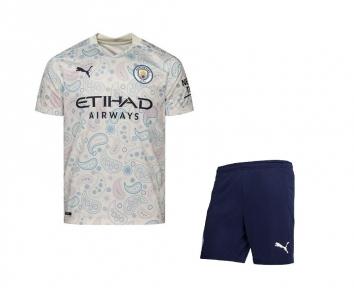 Футбольная форма Манчестер Сити 2020/2021 stadium резервная