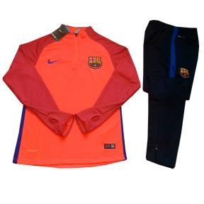 Тренировочный спортивный костюм Барселона 2017/2018