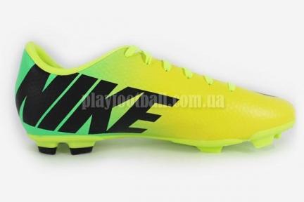 Футбольные бутсы детские Nike JR Mercurial Victory IV FG (553631-703)