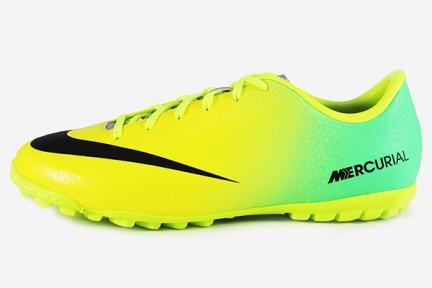 Сороконожки детские Nike JR Mercurial Victory IV TF (555634-703)