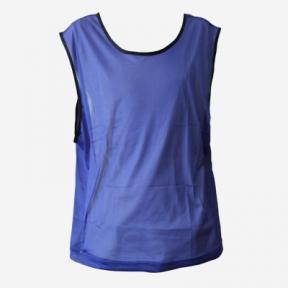 Футбольная манишка для тренировок (Blue)