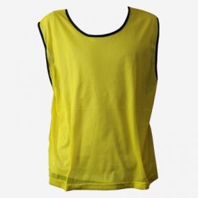 Футбольная манишка для тренировок (Yellow)