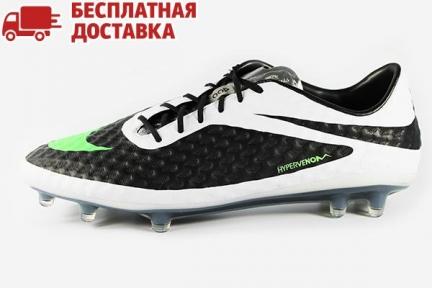 Футбольные бутсы Nike HyperVenom Phantom FG (599843-031)