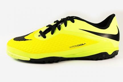 Сороконожки Nike JR HyperVenom Phelon TF (599847-700)