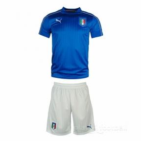 Футбольная форма сборной Италии Евро 2016 (home Italy)