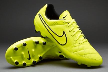 Футбольные бутсы Nike Tiempo Genio FG (631282-770)