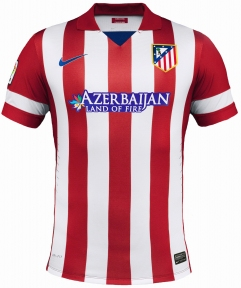 Футболка Atletico Madrid (home 2014/15)