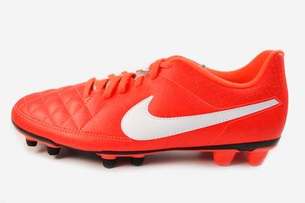 Футбольные бутсы Nike Tiempo Rio II FG (631287-810)