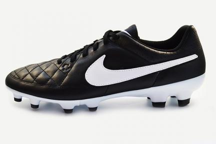 Футбольные бутсы Nike Tiempo Genio FG (631282-010)