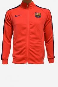 Кофта Barcelona (оранжевая)