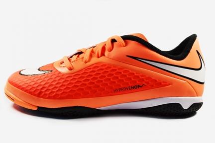 Футзалки Nike JR HyperVenom Phelon IС (599811-800)