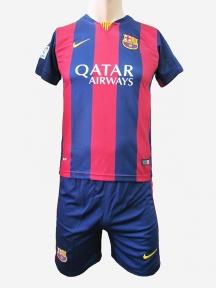 Детская футбольная форма Barcelona (home 2014/15)