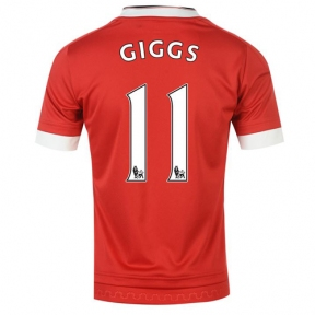 Футболка Manchester United stadium home 2015/16 Giggs