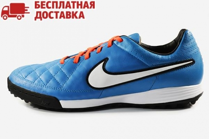 Сороконожки Nike Tiempo Legacy TF (631517-418)